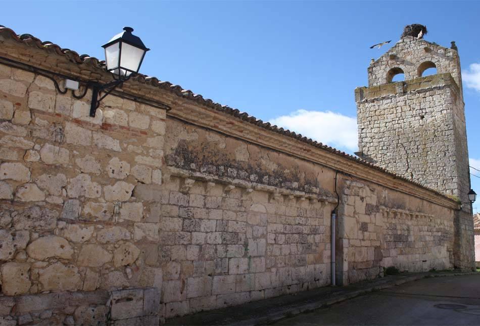 Iglesia de San Miguel- Tiedra-