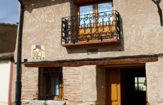Casa rural-La Panera del Sacristan-