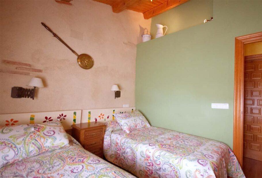 Habitación Casa turismo rural