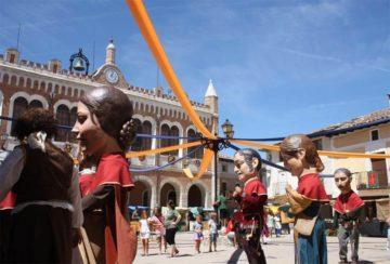 Tiedra-Plaza Mayor